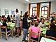 Frühstück der 1. Klassen mit den Peers_1